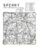 Sperry Township, Clayton County 1966